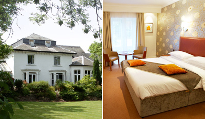 £89 - Oxford Country House Stay w/£50 Spend & Fizz, Reg £199