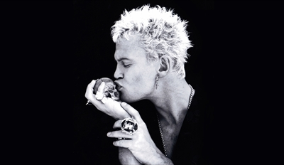 $25 -- Billy Idol: Rock Icon Performs in Bethlehem, 50% Off