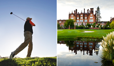 £25 -- Golf & Breakfast for 2 at Historic Estate, Reg £101