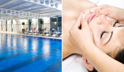 £49 -- Country Spa Day inc 2 Treatments & Lunch, Reg £95