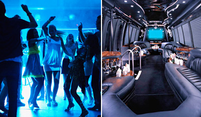 $39 - VIP Nightclub Tour w/Unlimited Drinks, Reg. $88
