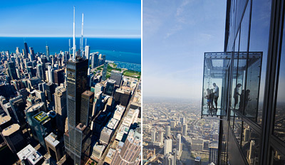 $29 - Willis Tower: VIP Package w/Riverfront Food & Drinks