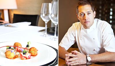£39 -- Celebrity Chef 3-Course Dinner for 2 in Kent, Reg £65