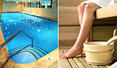 $35 -- Acclaimed Russian Bath: Day Pass for 2, Reg. $80