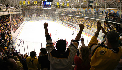 $5 - Jan. 4: Michigan Hockey v. USA 18 & under National Team