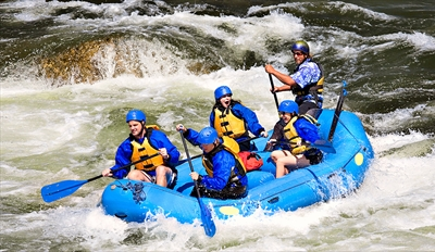 $79 -- American River Rafting Trip w/Lunch, Reg. $160