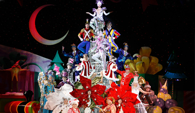 $24 - 'Cirque Dreams Holidaze' at Tower Theater, Reg. $45