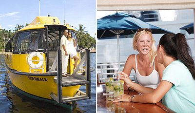 $45 - Waterfront Cruise for 2 w/Lunch & Dessert, Reg. $94