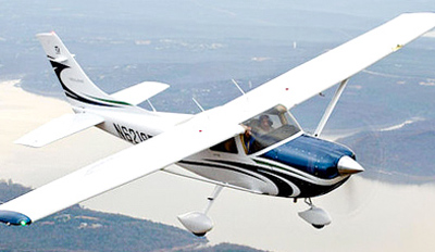 $79 - Private Flight Lesson over Washington, Reg. $200