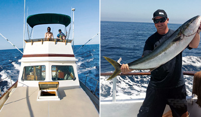 $39 -- Deep Sea Fishing Day & Lunch off Catalina or Coast