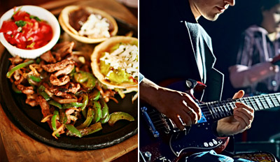 $39 - Dinner & Music for 2 w/Wine in Scottsdale, Reg. $106