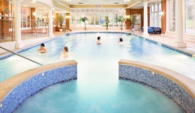£41 -- Spa Day inc 2 Treatments at Historic Hotel, Reg £82