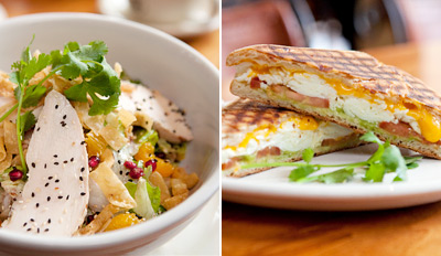 $15 - Top-Rated Cafe Brunch & Drinks for 2, Reg. $32