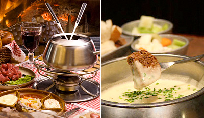 $34 - Top-Rated Fondue Dinner for 2, Reg. $68