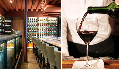 £60 -- Wine-tasting & Dinner in Chic Central Paris, Reg £120