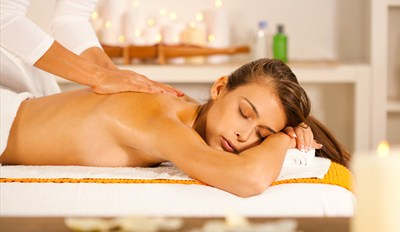 $99 -- Top Toronto Spa: Luxe Massage & Facial, Reg. $225