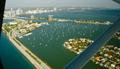 $99 - Private Flying Lesson over Miami