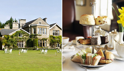 £19 -- Afternoon Tea for 2 at Bath Country House, Reg £39