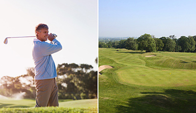 £19 -- 18 Holes of Golf for 2 in Shropshire, Reg £68