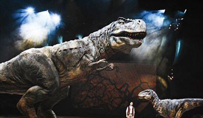 £32.50 - 'Walking With Dinosaurs' Arena Show at The O2