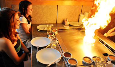 $64 - Benihana at the Fairmont: Dinner for 2, Reg. $128