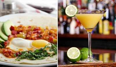 $25 - 'Best' Mexican Brunch for 2 w/Cocktails, Reg. $49