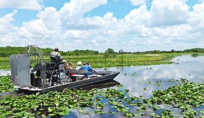 $99 - Everglades Private Airboat Tour for 4, Reg. $200