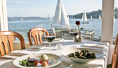 $39 -- The Caprice: Sunday Brunch for 2 in Tiburon, Reg. $70