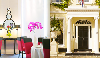£49 -- Award-Winning Dinner for 2 in Cheltenham, Reg £108
