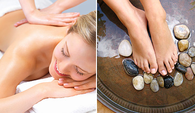 $59 - New Buckhead Spa: 2-Hour Massage Experience, Reg. $120