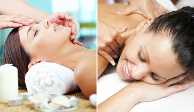 £29 - Oxford Spa Package w/Decléor Massage & Facial, Reg £68