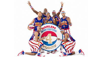 $20-$27 - Harlem Globetrotters Visit Houston, up to 50% Off