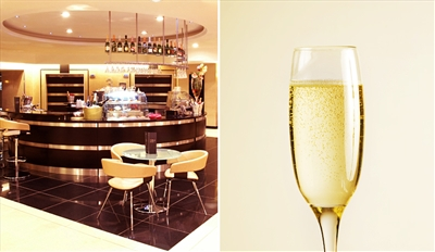 £19 - Champagne Afternoon Tea for 2 in Central Manchester