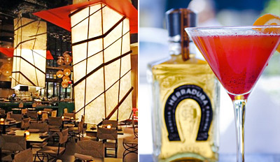 $29 - 4 Drinks & Appetizer for 2 at The Americana, Reg. $62