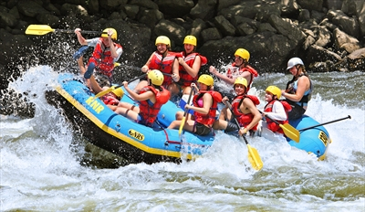 $80 -- 2-Night White-Water Rafting Trip w/Camping, Reg. $148