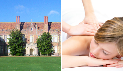 £29 -- Country Spa Retreat: 1-Hour Massage/Facial, Reg £71