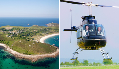 £25 -- Scenic Helicopter Tour from 7 UK Locations, Reg £45