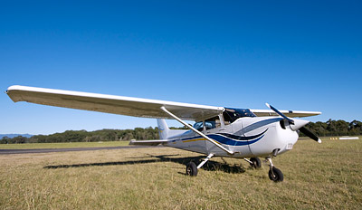 £89 -- Private Flying Lesson & Lunch This Spring/Summer