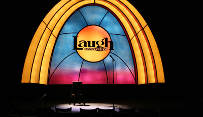 $15 & up - Laugh Factory: Comedy Night w/2 Drinks, $10 Off