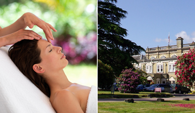 £49 -- Spa Day w/Aromatic Massage, Facial & Lunch, Reg £105