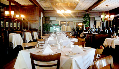 $69 - Classic Steakhouse Dinner for 2 Downtown, Reg. $153