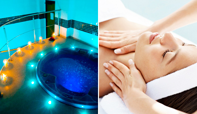 £59 -- Award-Winning Spa: 3 Treatments & Lunch, Reg £136