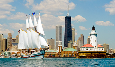 $15 - Cruise Lake Michigan on Chicago's Official Tall Ship
