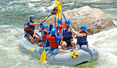 $29 - Arkansas River White-Water Rafting Trip, Half Off