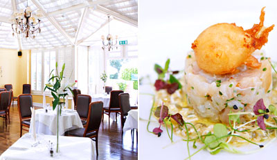 £65 -- Shropshire: 6-Course Gourmet Dinner for 2, Reg £129