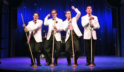 $35 --'Forever Plaid': '50s Musical at Casa Manana, Reg. $66