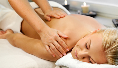 $45 - 5-Star Spa: Massage or Facial w/Wine, Reg. $86