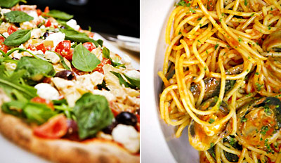 $35 -- Authentic Italian Meal for Two with Wine, Reg. $78