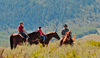 $49 - Wasatch Mountains Horseback Ride w/Lunch, Reg. $94