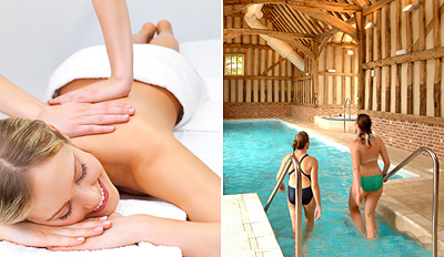 £39 -- Suffolk Spa Day inc Choice of 2 Treatments, Reg £81